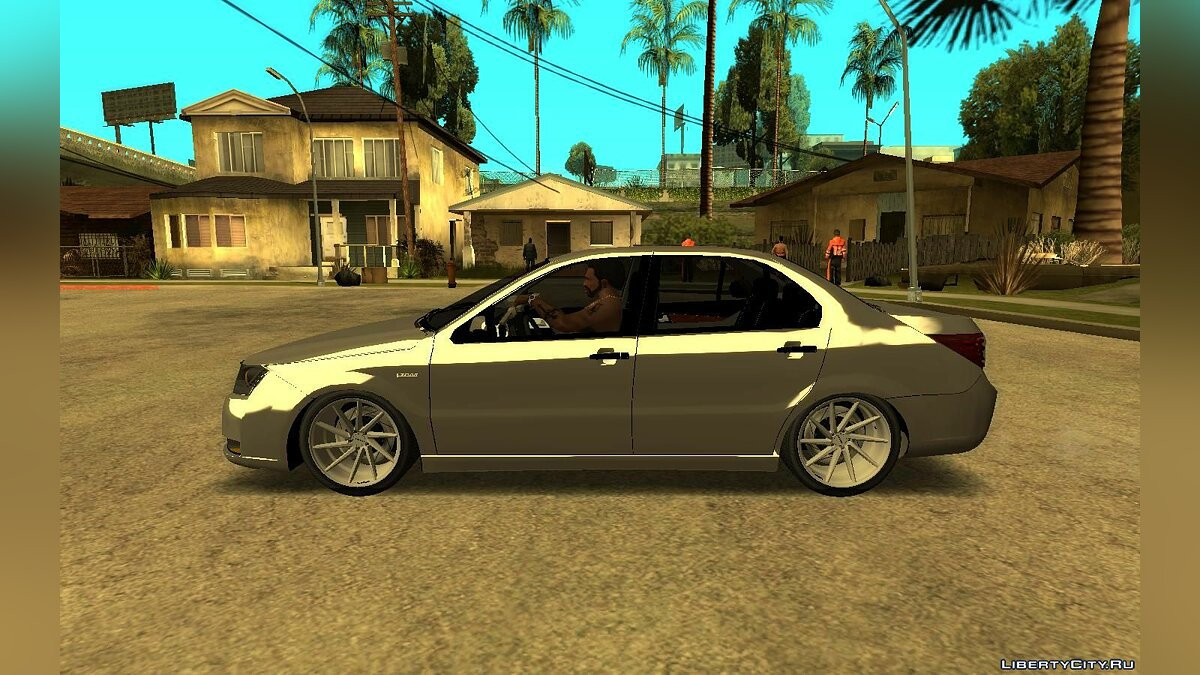 Other car Ikco Dena Sport Kafkhab for GTA San Andreas