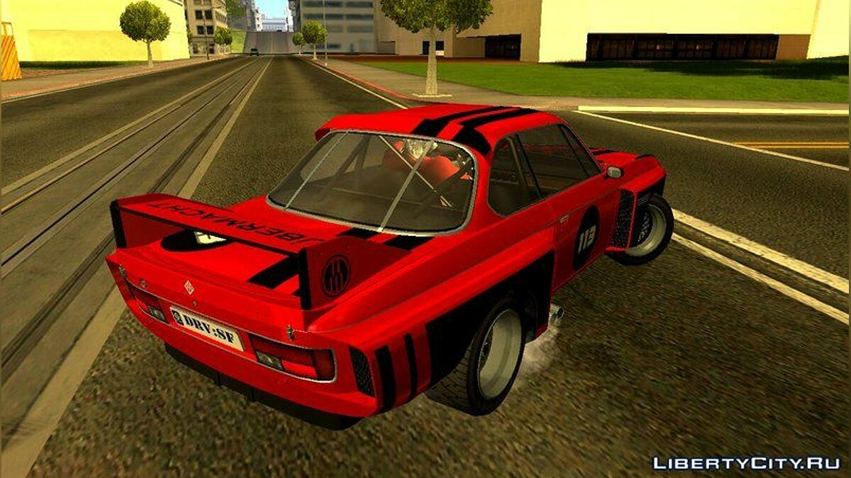 GTAV Ubermacht Zion Classic LM for GTA San Andreas - screenshot #3