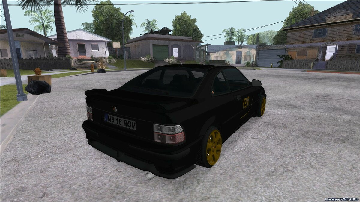 Other car Rover 220 Kent Edition for GTA San Andreas