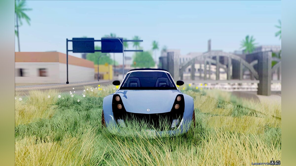Other car Smart Roadster Coupe for GTA San Andreas