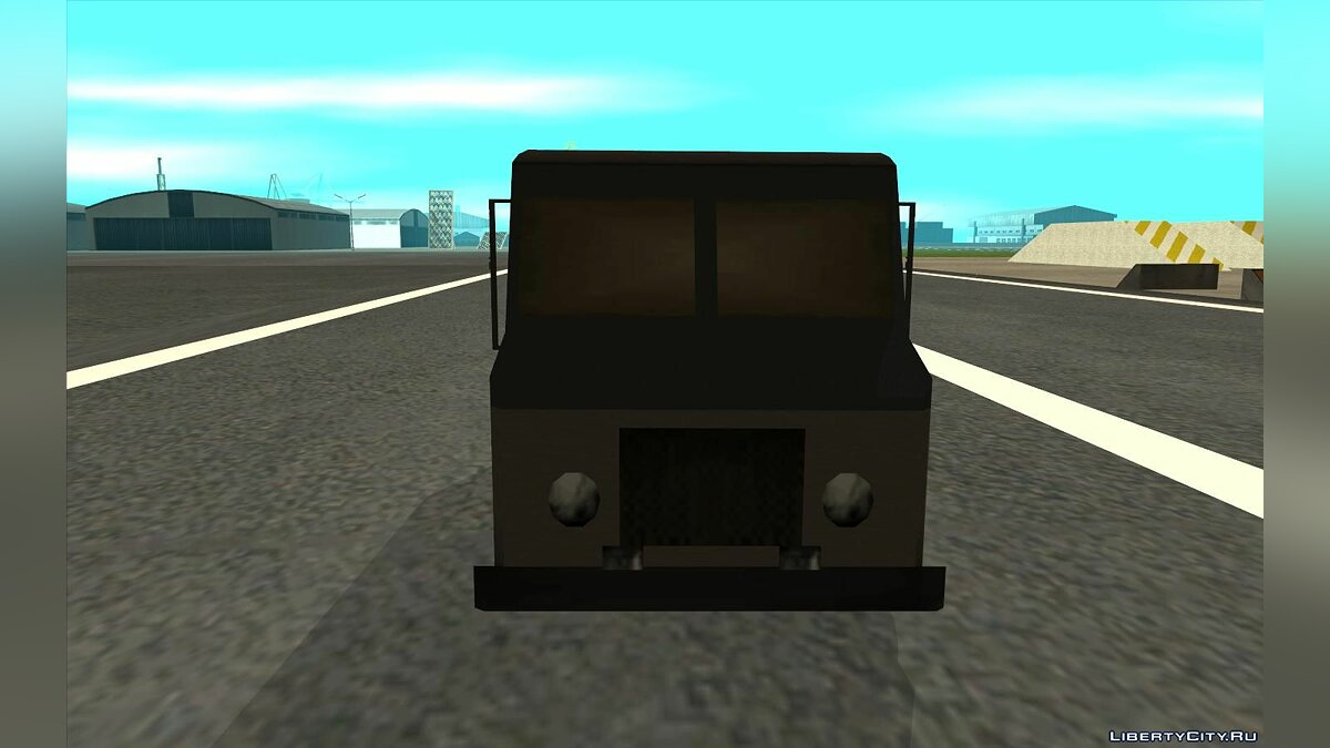 Other car Boxville their games Manhunt for GTA San Andreas