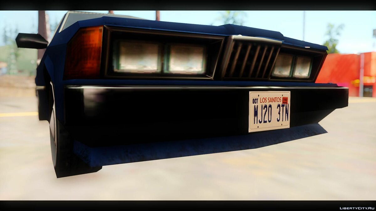 Other car Sentinel from VCS [IVF] for GTA San Andreas