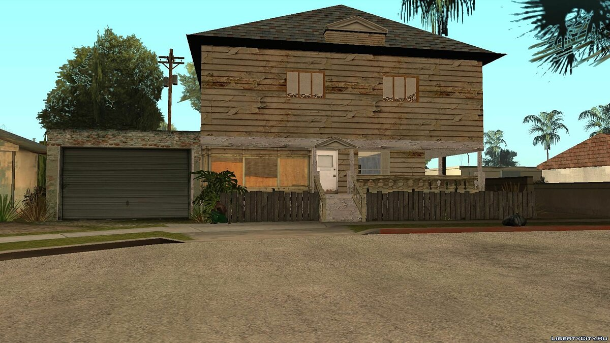 Video GTA Open San Andreas (Cj House and more) for GTA San Andreas