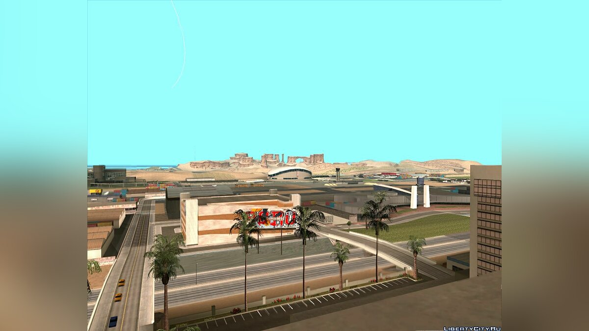 10x Increased View Distance for GTA San Andreas