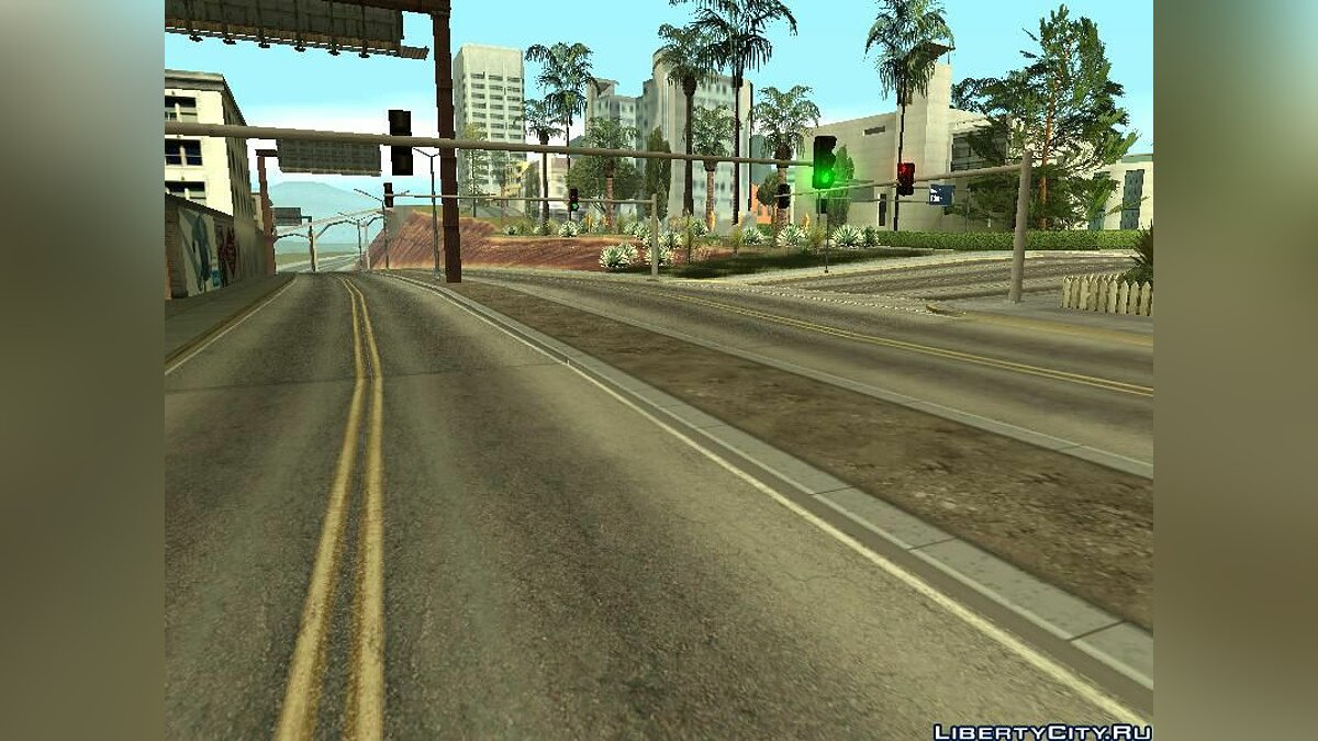 No Traffic for GTA San Andreas