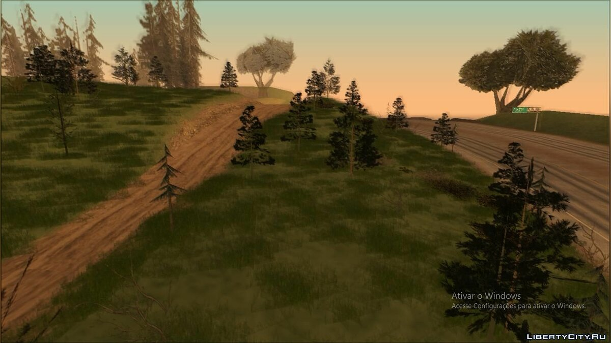 Mod San Andreas Procedural Update for GTA San Andreas