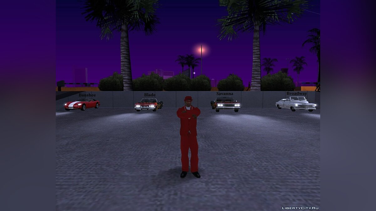 Mod The ability to jump into convertibles for GTA San Andreas