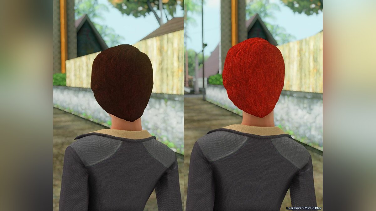 Patch APFR: Cosmetic patch for GTA San Andreas
