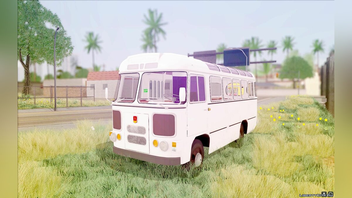 PAZ car PAZ 672 v2 for GTA San Andreas