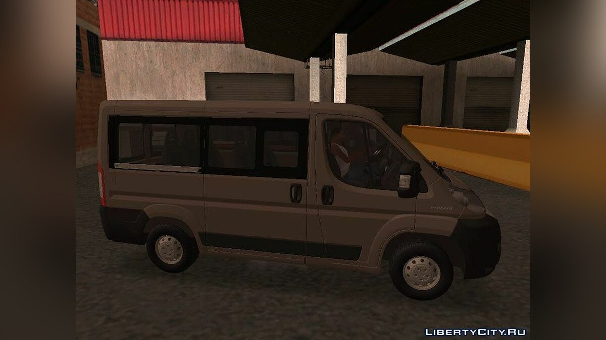 Peugeot car Peugeot Boxer 2.2 HDi for GTA San Andreas