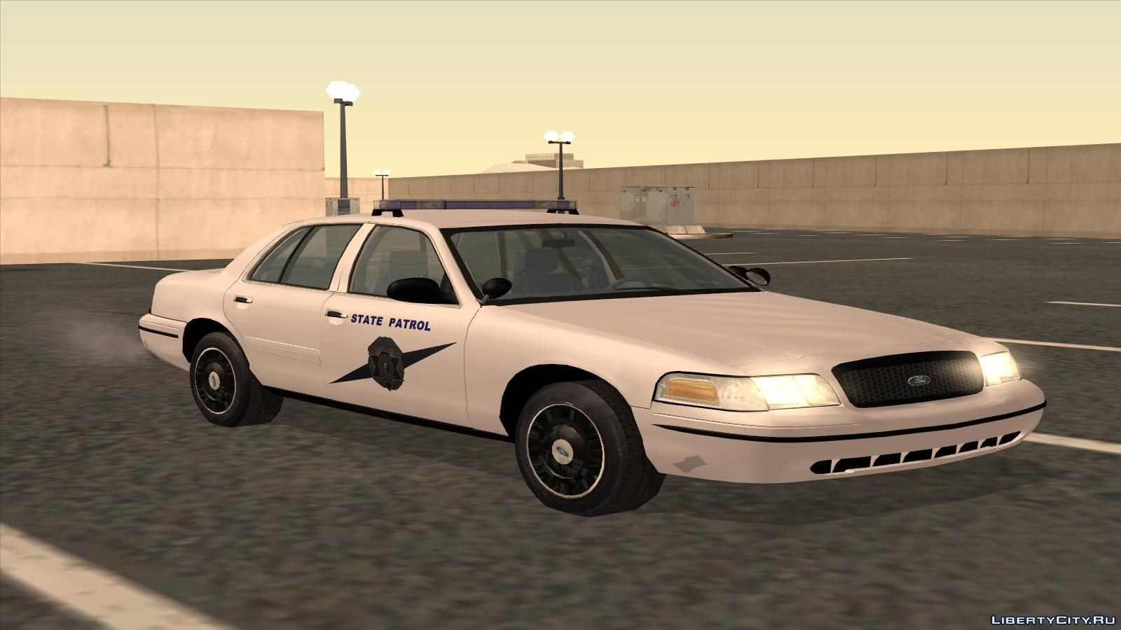 ford crown victoria police pack for gta san andreas. Black Bedroom Furniture Sets. Home Design Ideas
