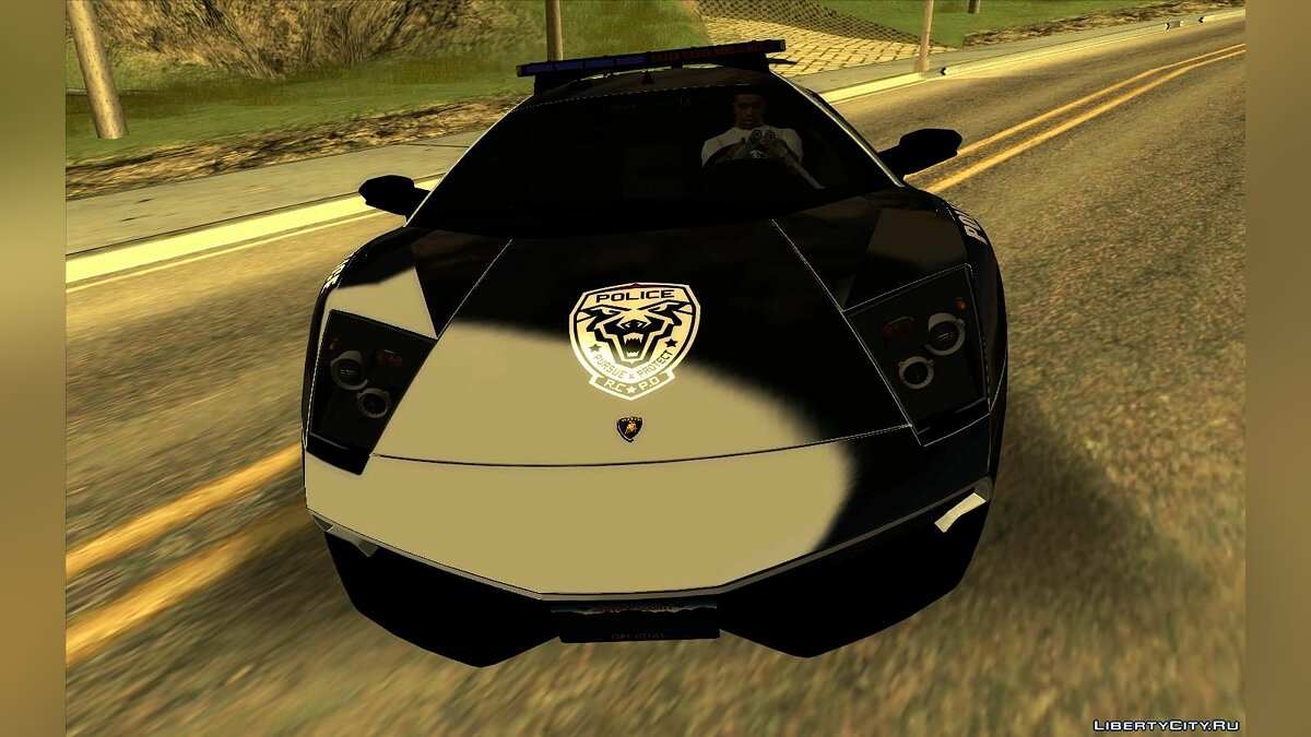 Lamborghini Mursielago LP670-4 SV for GTA San Andreas - Картинка #3