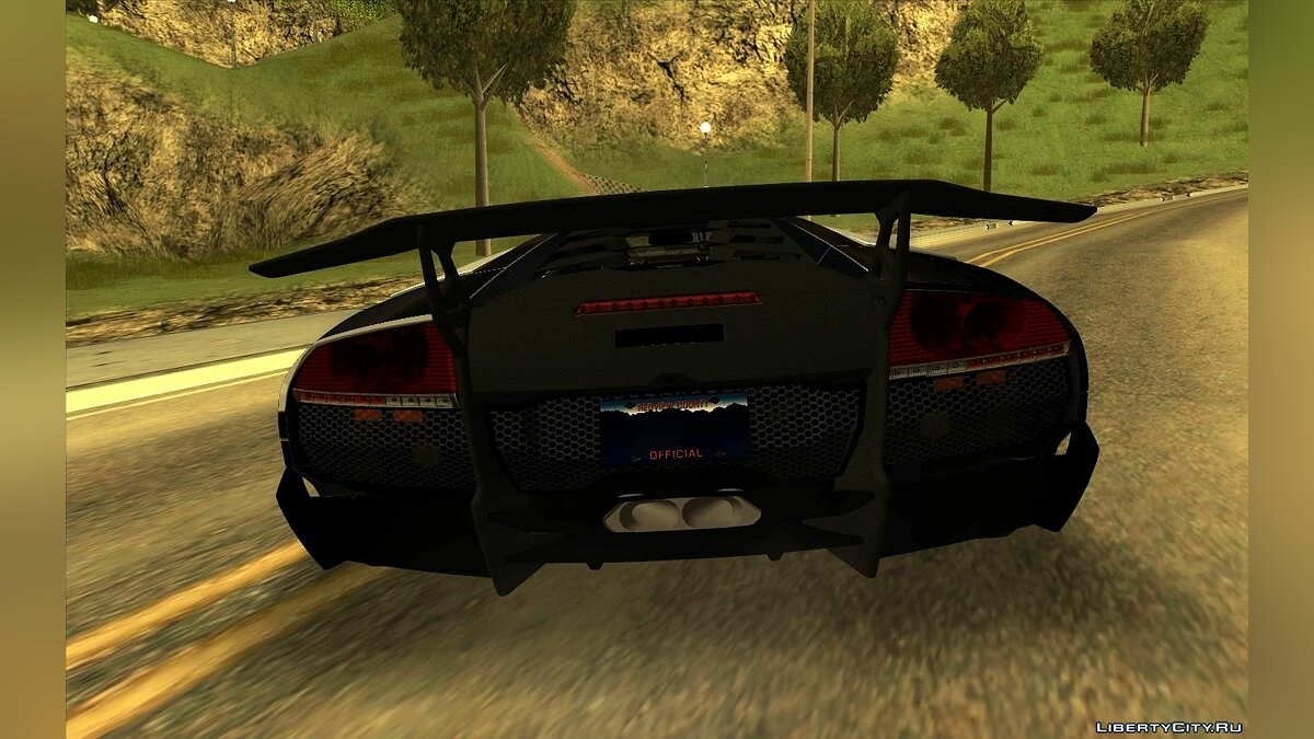 Lamborghini Mursielago LP670-4 SV for GTA San Andreas - Картинка #4