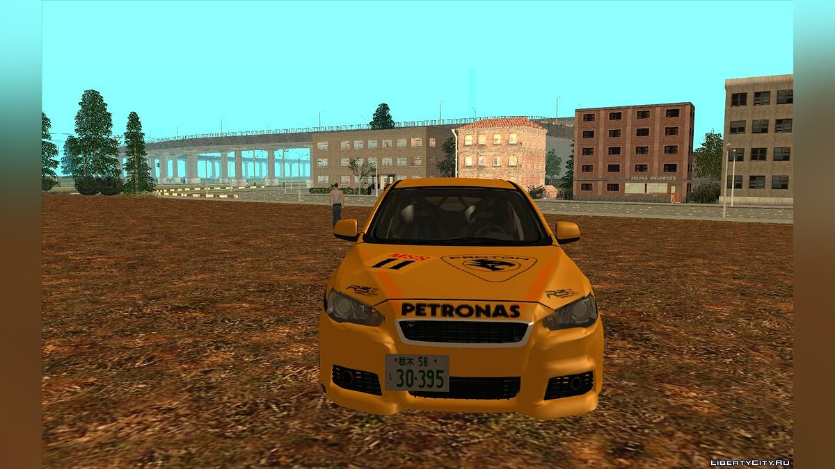 Proton car Proton Inspira R3 Rally for GTA San Andreas