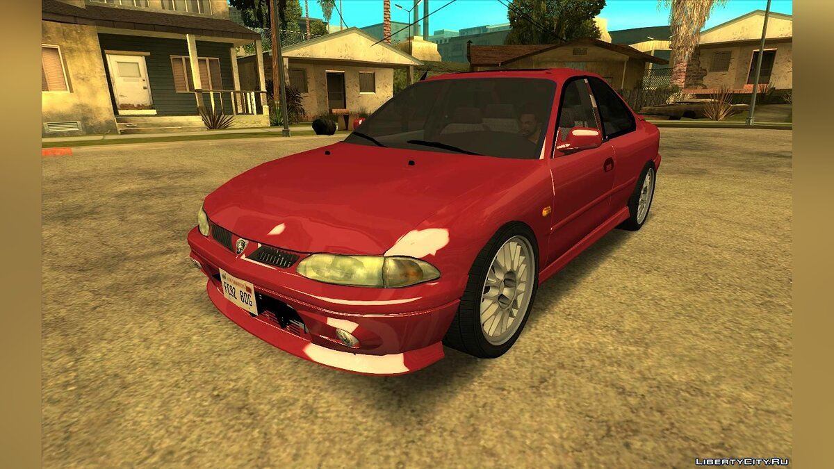 Proton car Proton Putra 2004 v2.0 for GTA San Andreas