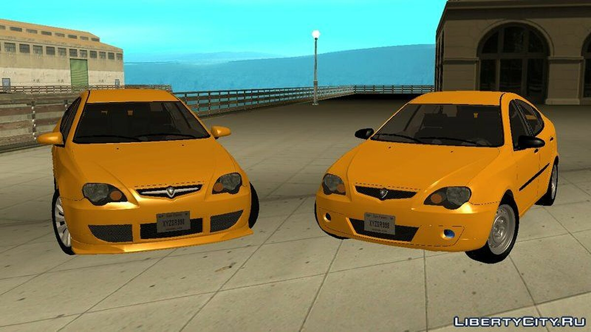 Proton car Proton Gen-2 Basic Spec for GTA San Andreas