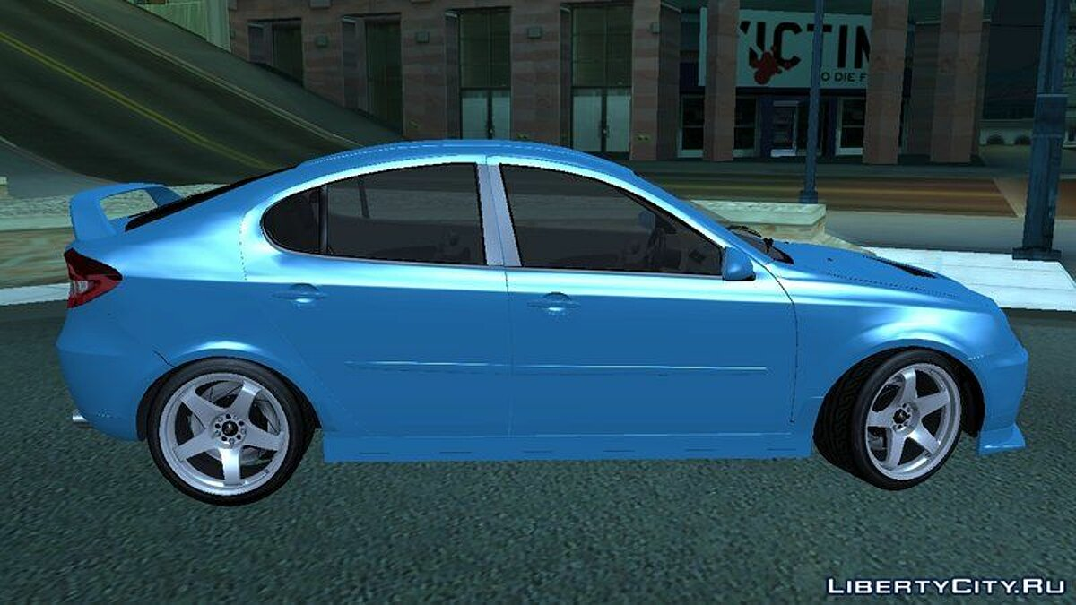 Proton car Proton Gen-2 Special Edition for GTA San Andreas