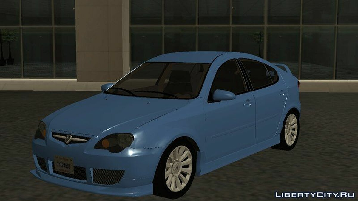Proton car Proton gen-2 standard for GTA San Andreas