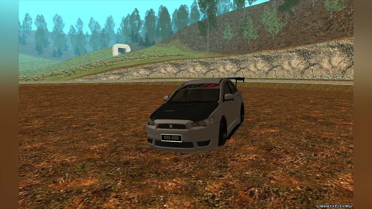 Proton car Proton Inspira Sport Edition for GTA San Andreas