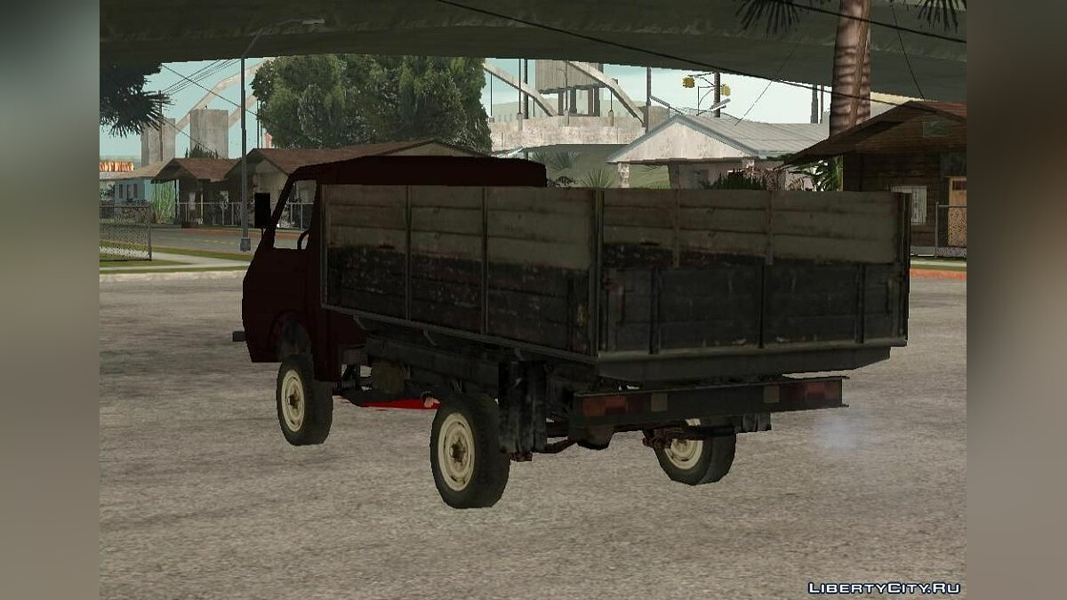 RAF car Rafik from S.T.A.L.K.E.R. for GTA San Andreas