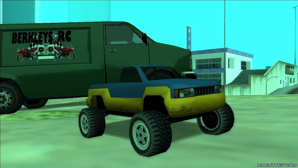 RC Car SA Style RC Pack for GTA San Andreas