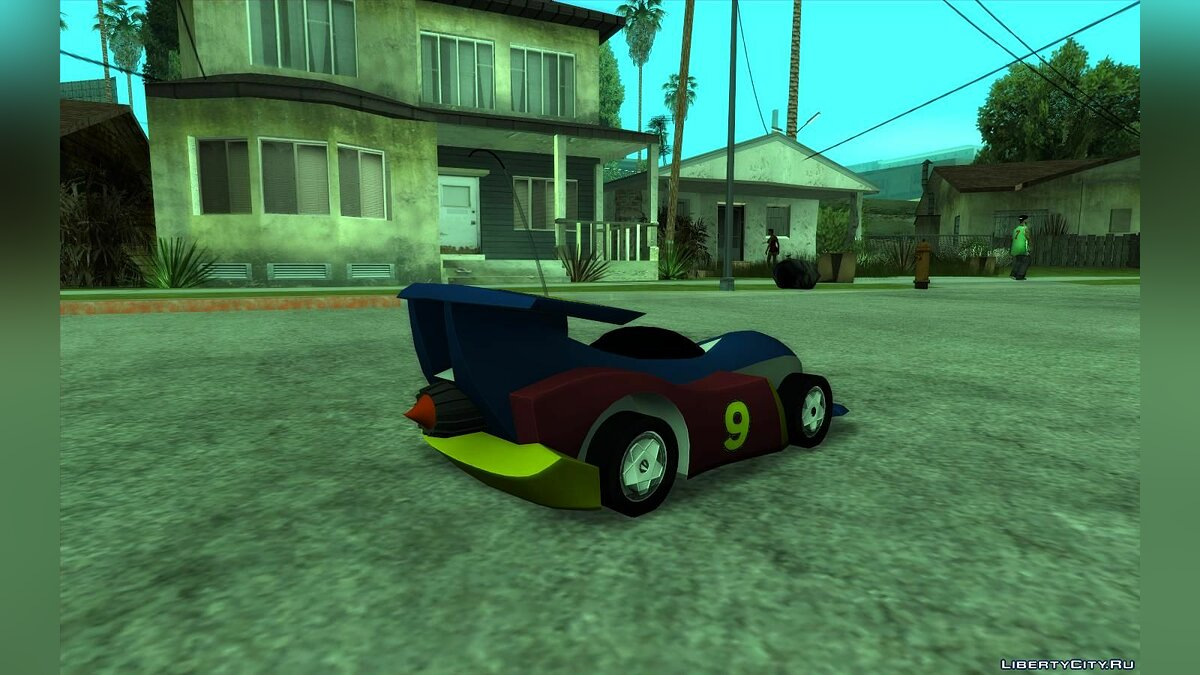 RC Car Enhanced RC Toys: RC Bandit for GTA San Andreas