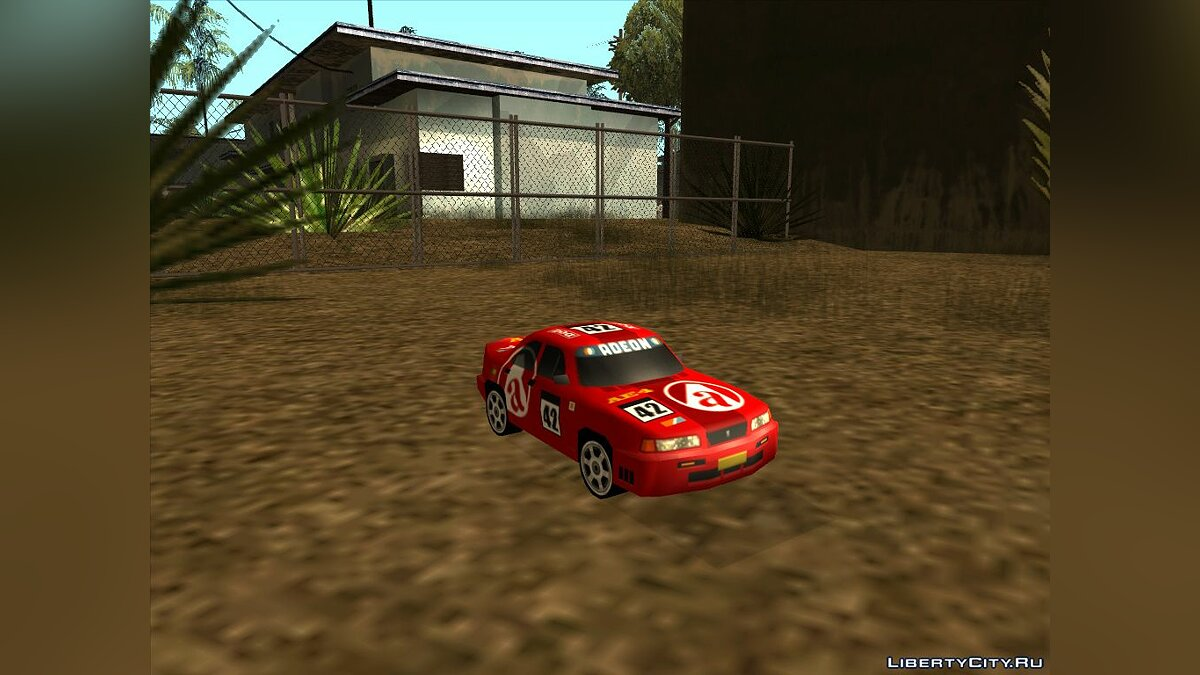RC Car Adeon from Re-Volt. for GTA San Andreas