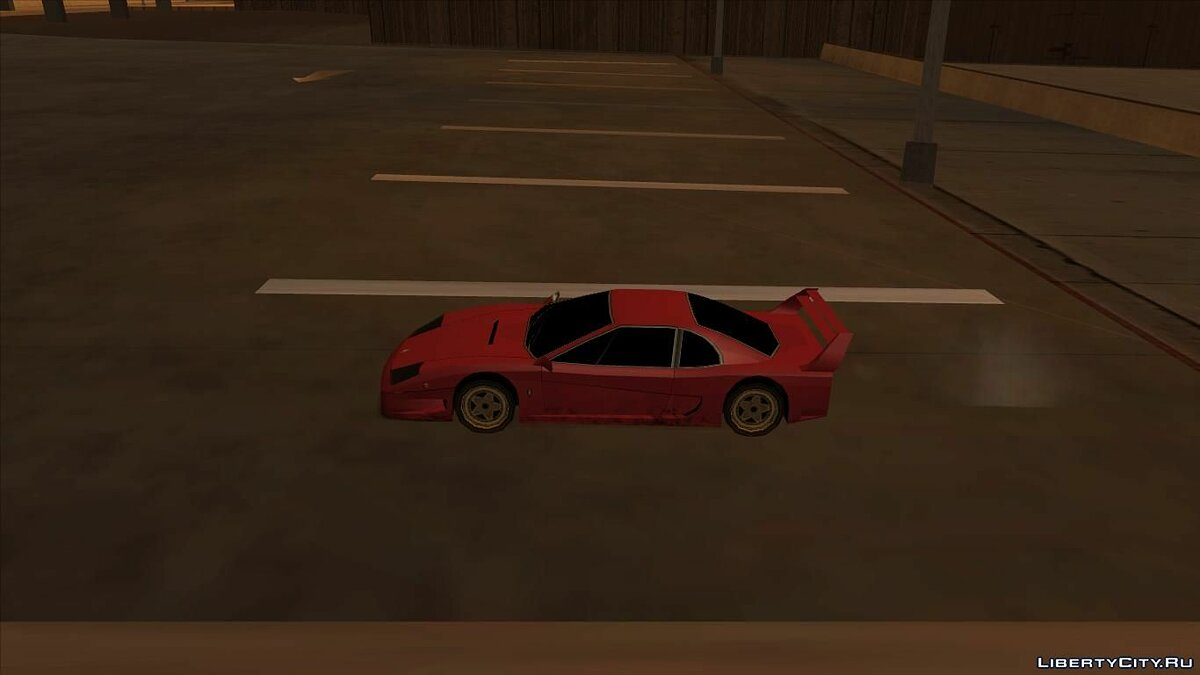 RC Car RC Turismo for GTA San Andreas