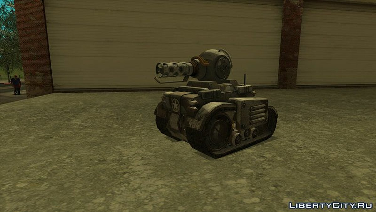 RC Car GTA 5 RC Mini Tank for GTA San Andreas