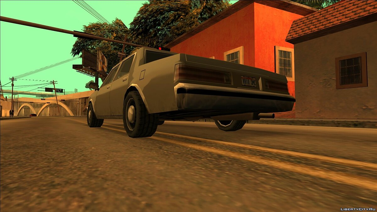 Merit Classic Pack for GTA San Andreas - screenshot #7