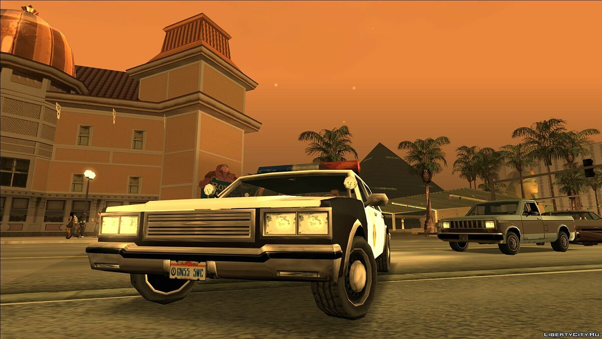 Merit Classic Pack for GTA San Andreas - screenshot #5