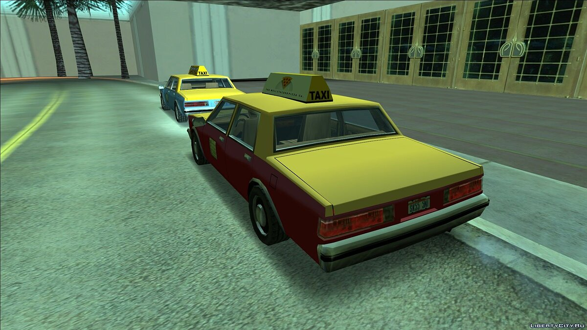 Merit Classic Pack for GTA San Andreas - screenshot #9