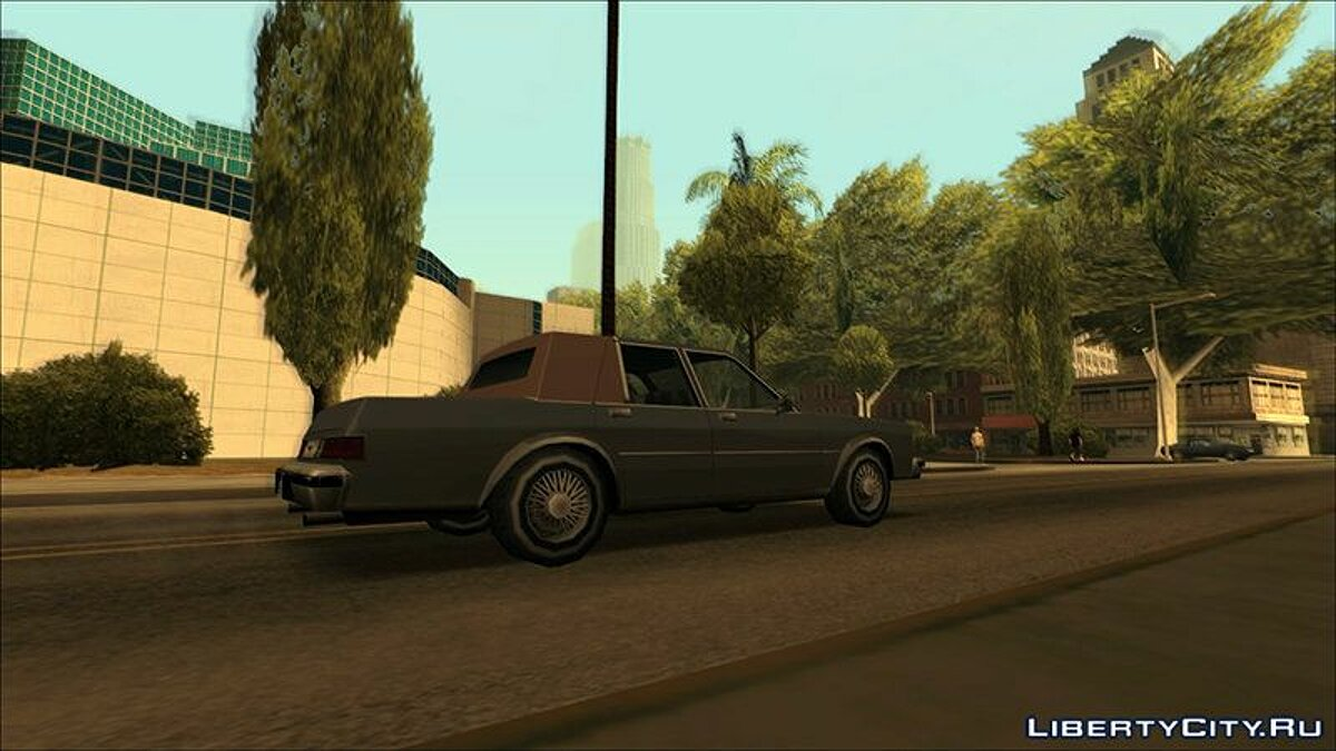 Schyster Greenwood for GTA San Andreas - screenshot #6