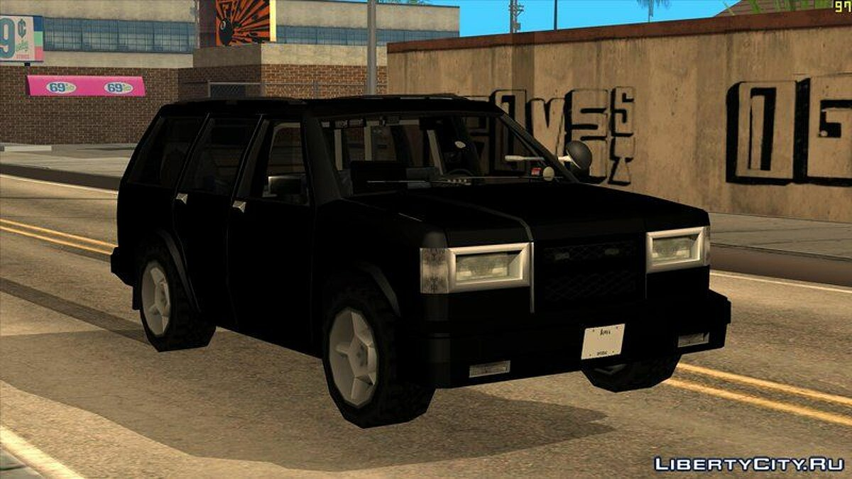 Cars Albany Landstalker 1993 Unmarked for GTA San Andreas