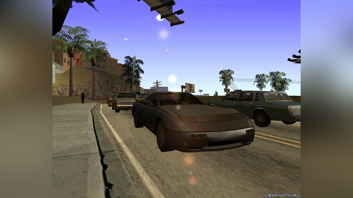 ZR-350 Update for GTA San Andreas - screenshot #4