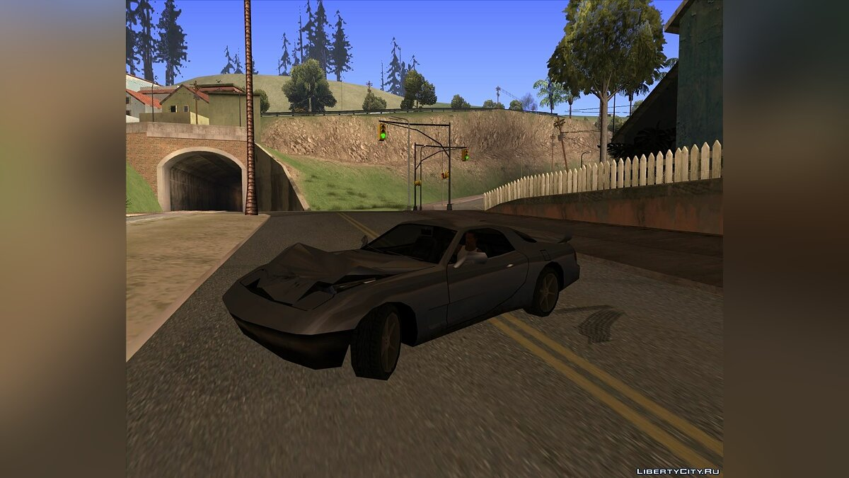ZR-350 Update for GTA San Andreas - screenshot #6