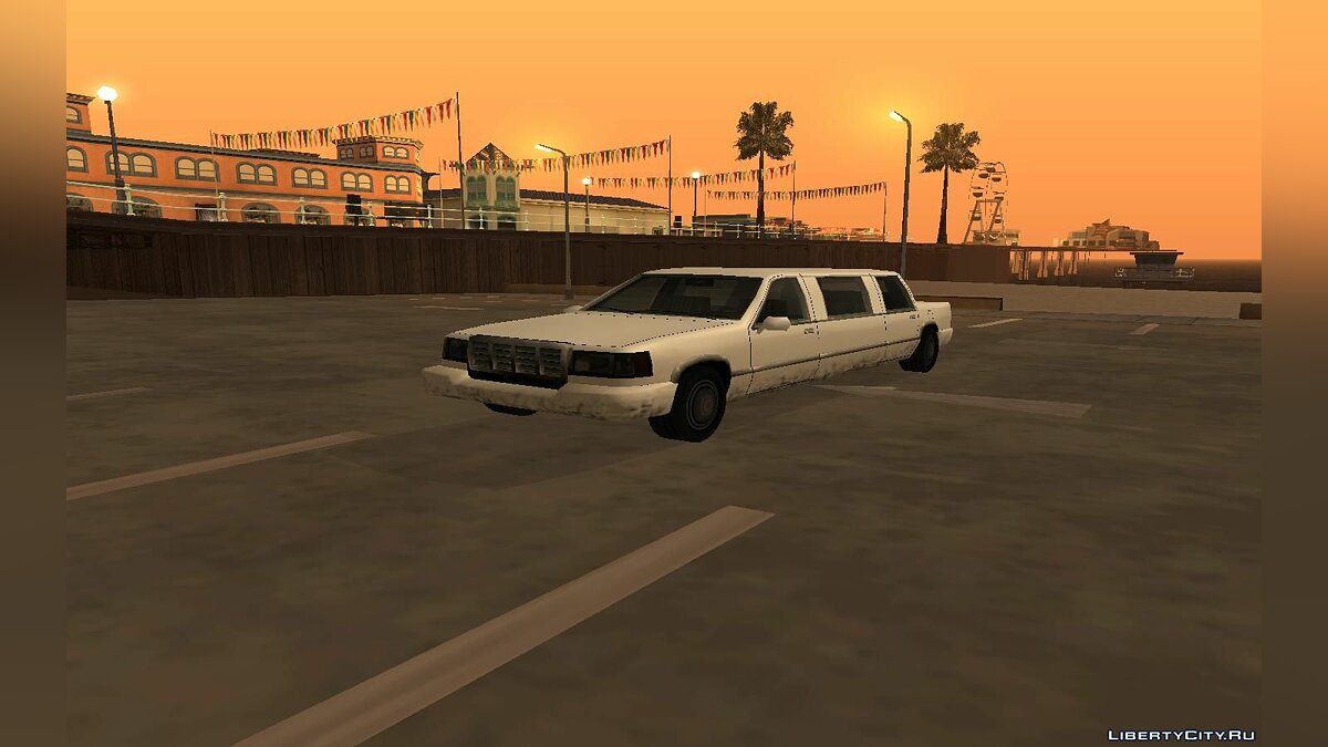 Cars Feltzer Restyle + Stretch Restyle for GTA San Andreas