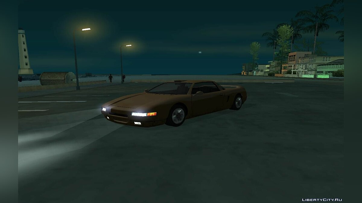 Cars Infernus Restyled for GTA San Andreas