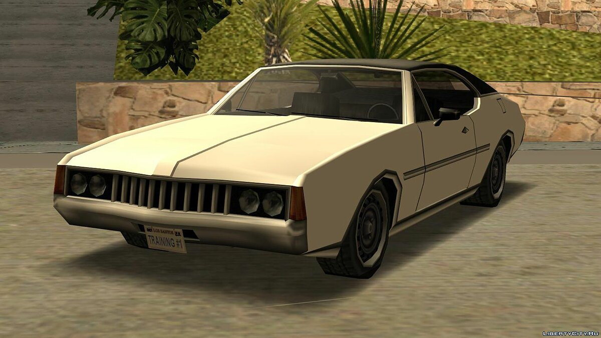 Cars Fixed Clover for GTA San Andreas