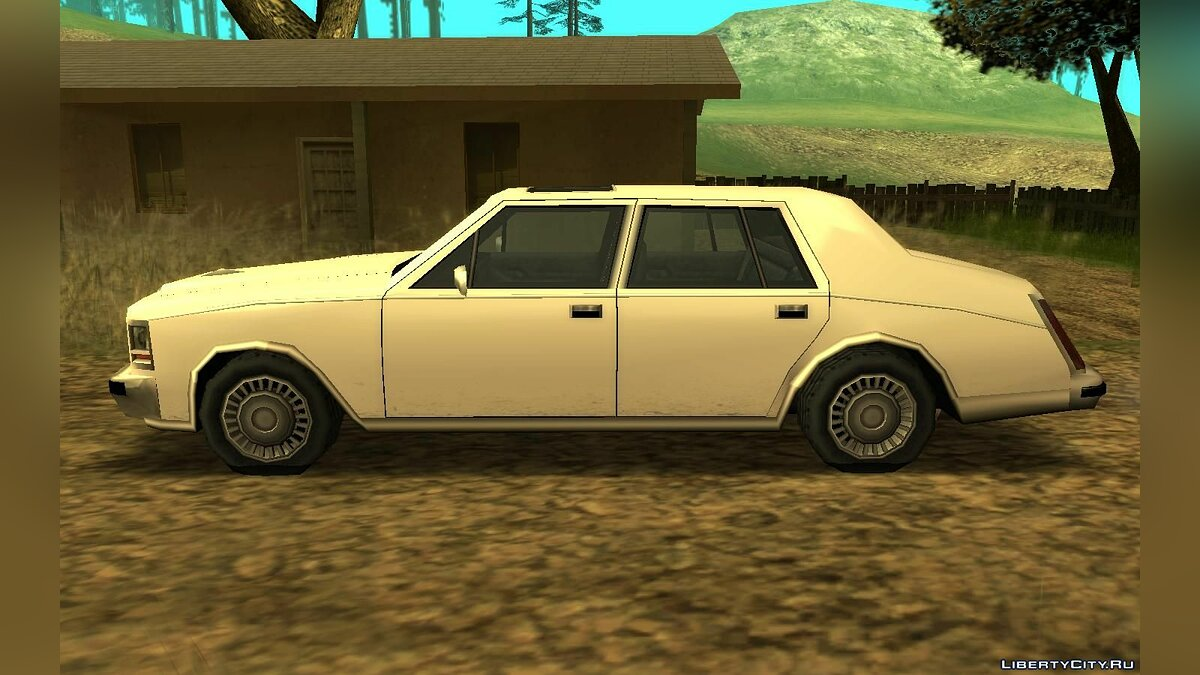 Cars Prestige for GTA San Andreas
