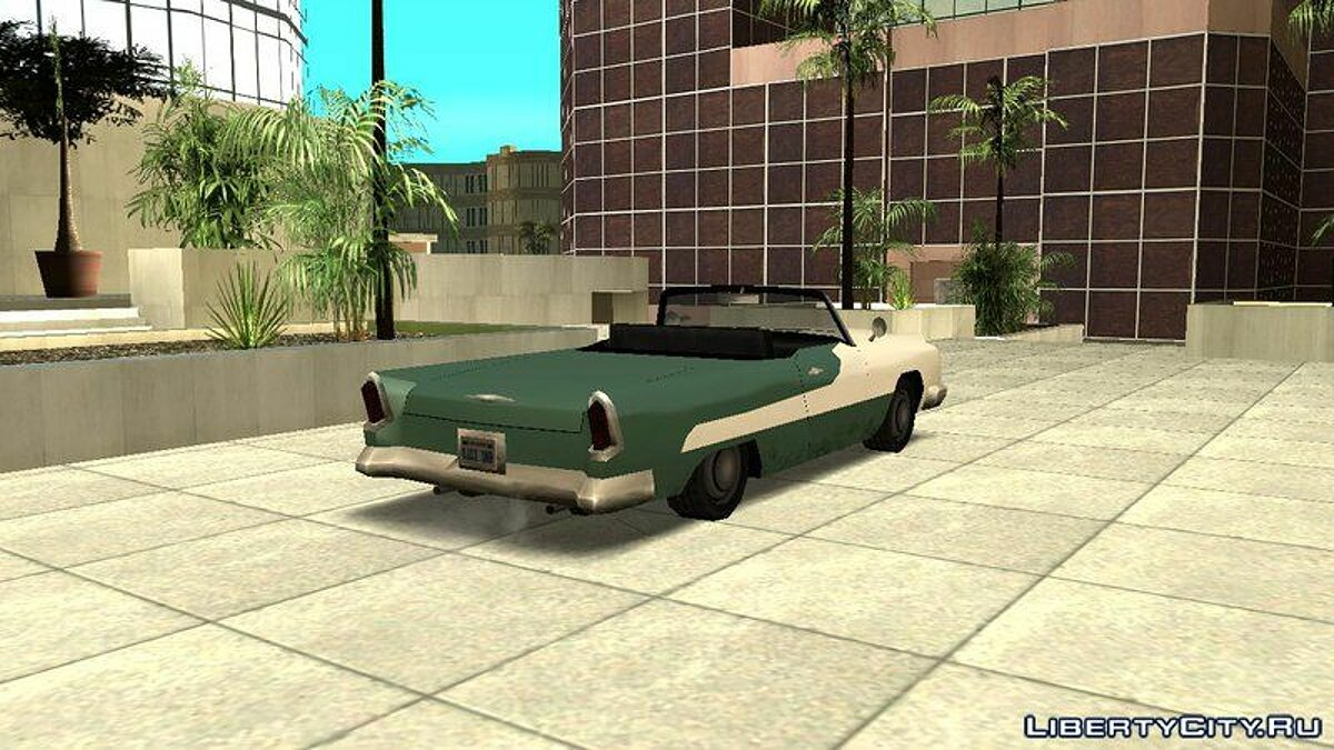 Cars Atlantic for GTA San Andreas