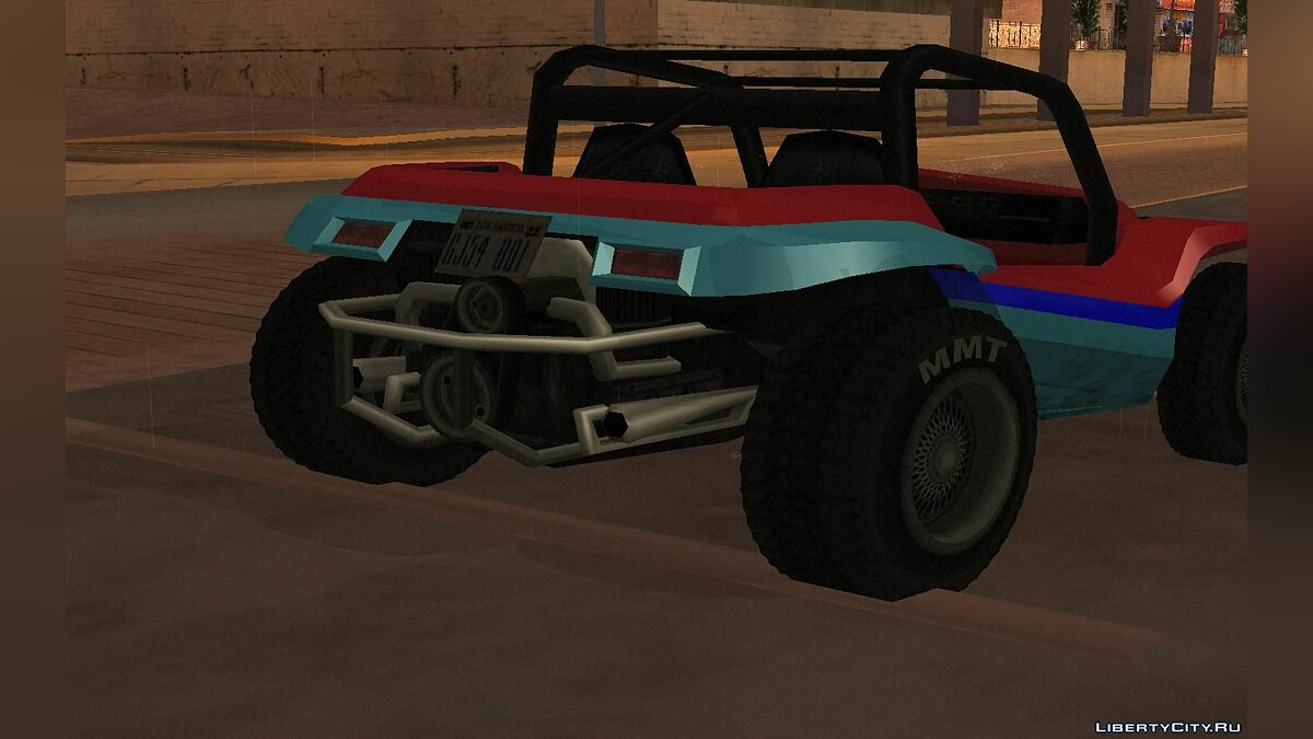 Cars BF Injection Restyled for GTA San Andreas