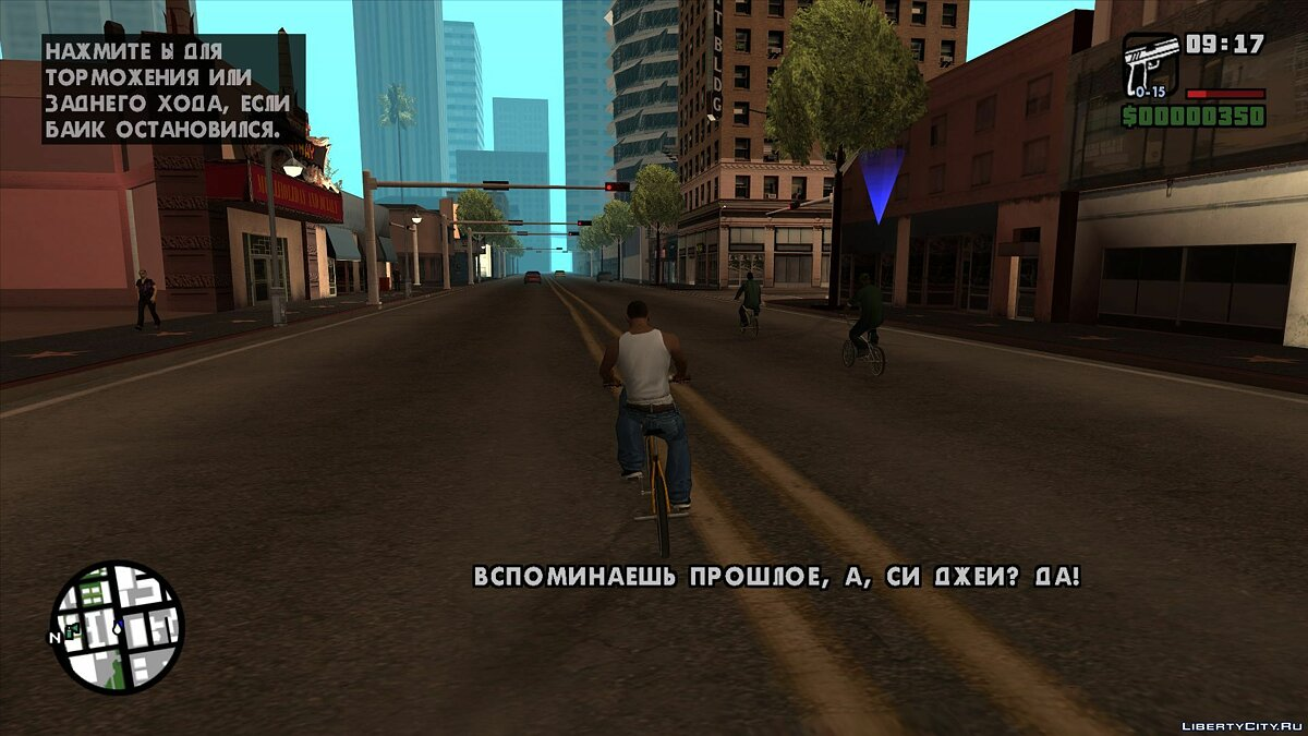 Russifier SPENT TRANSLATION 2005 for GTA San Andreas