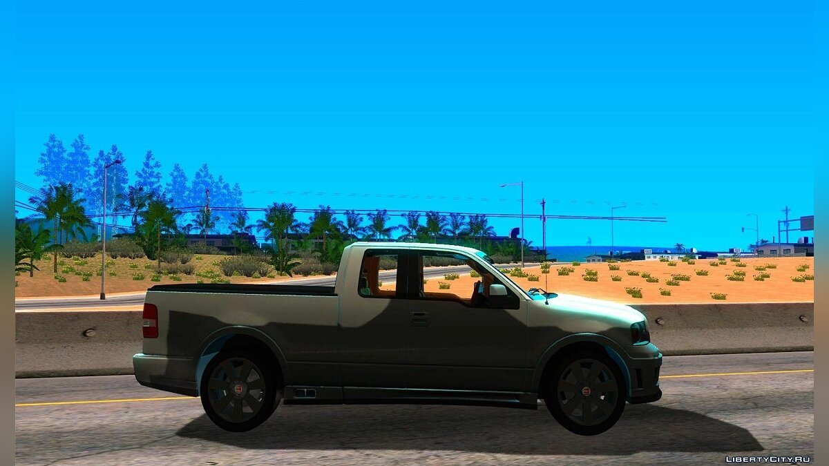 Saleen car Saleen S331 Super Cab for GTA San Andreas