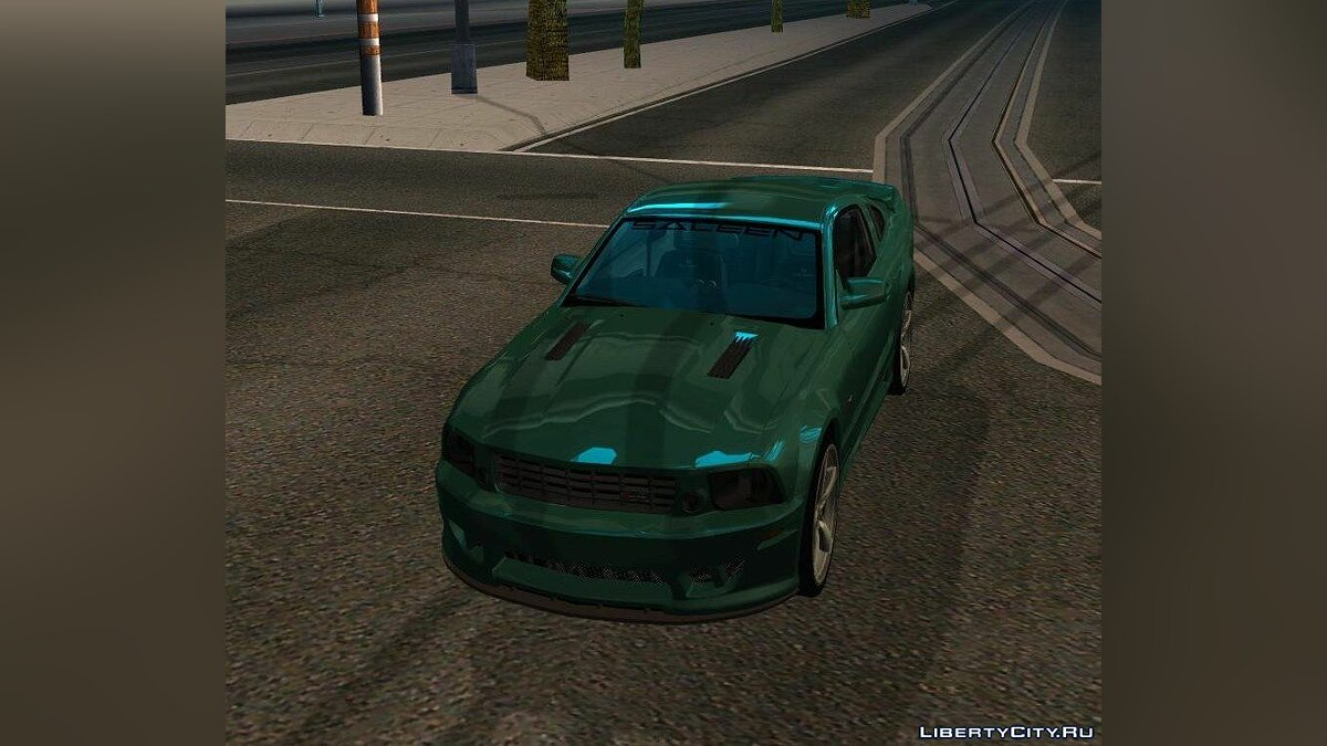 Saleen car Saleen S281 for GTA San Andreas