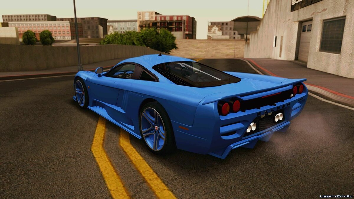 Saleen car Saleen S7 for GTA San Andreas