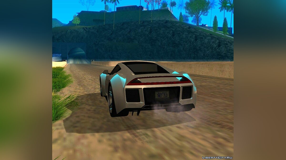 Saleen car Saleen S5S Raptor for GTA San Andreas