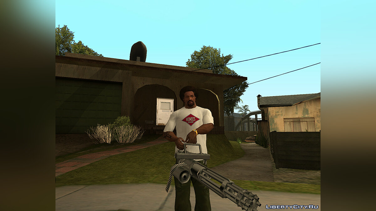 Save 100% save by GooseVany for GTA San Andreas