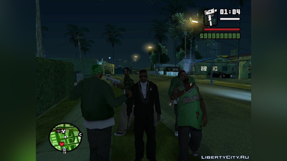 Save 100% save with Hot Coffee support for GTA San Andreas