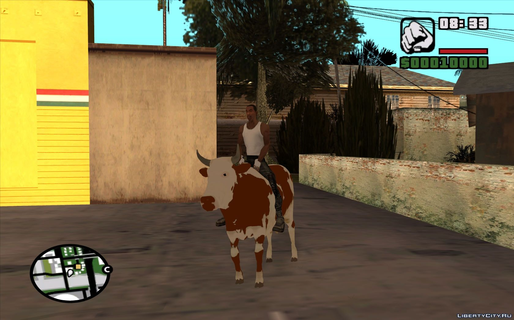 Download cow mod for gta san andreas